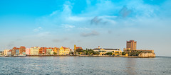 Curacao Willemstad Pano