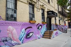Street Art NYC: Bushwick Collective, Brooklyn