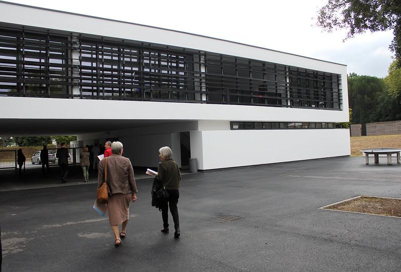 2017 Inauguration Extension Collège de Linxe