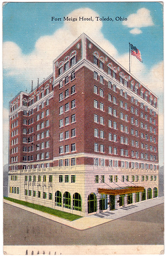 Fort Meigs Hotel, Toledo, Ohio (1946)