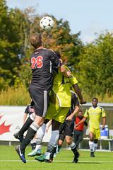 Men's Soccer vs. St. Lawrence_-7