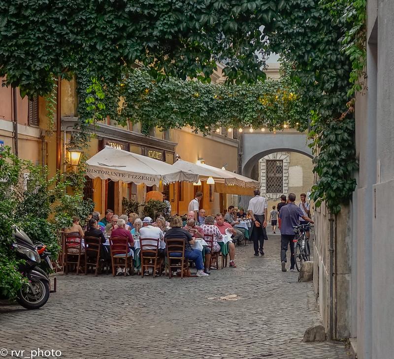 Transtevere, Roma