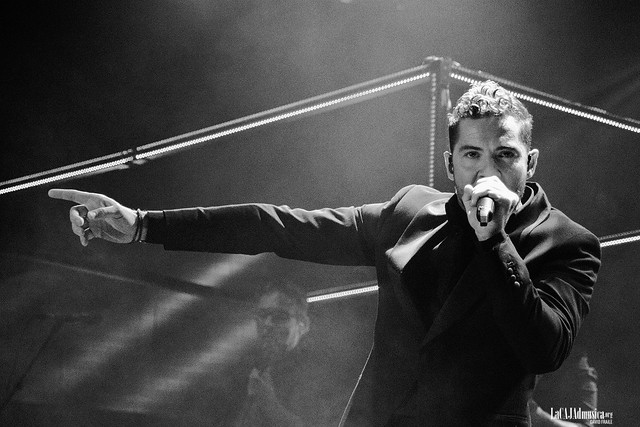 "DAVID BISBAL . TOUR ""HIJOS DEL MAR"". MADRID 30/09/2017"