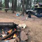 Camping with friends. by bartlewife