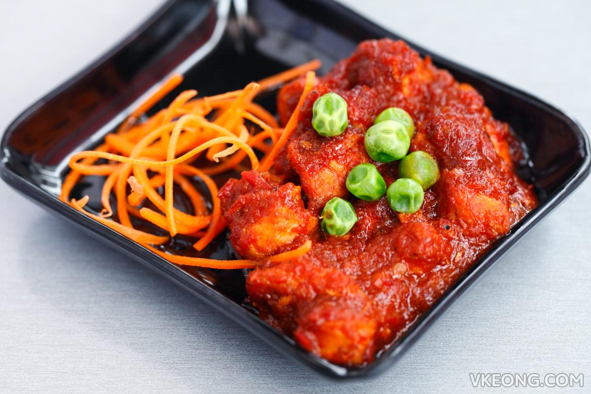 #BAE Bangsar Ayam Masak Merah