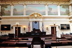 Utah Senate Chambers
