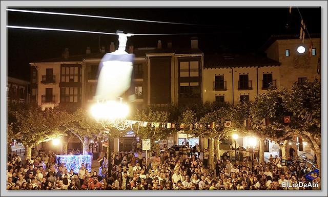 #BriviescaFiestas17 Jira campestre, entierro de San Roquín, subida de Blusas y traca Fin de Fiestas (8)