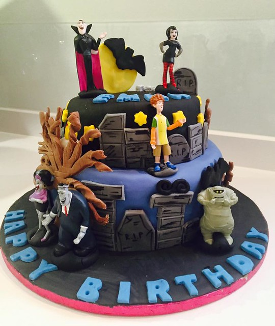 Welcome to Hotel Transylvania from Sweet Treats by Didem