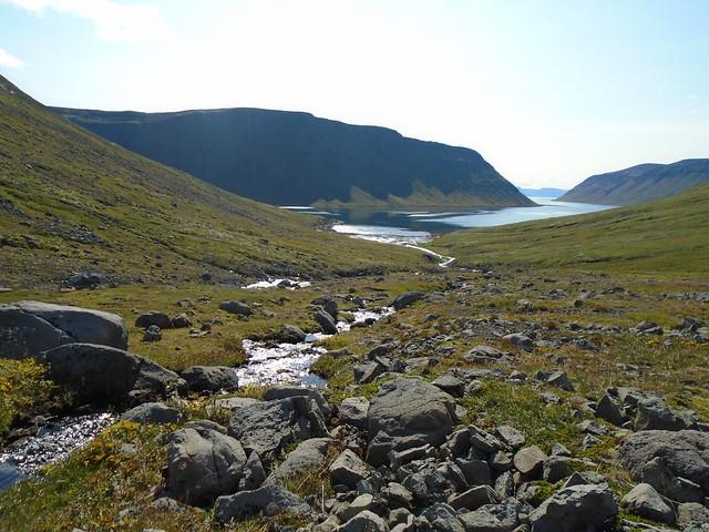 Veiðileysufjörður in Hornstrandir