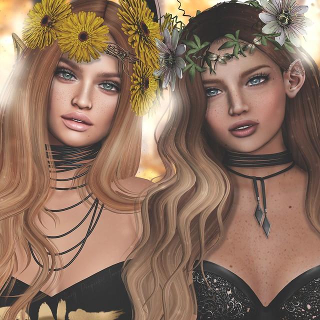 Sisters ~ September 2017