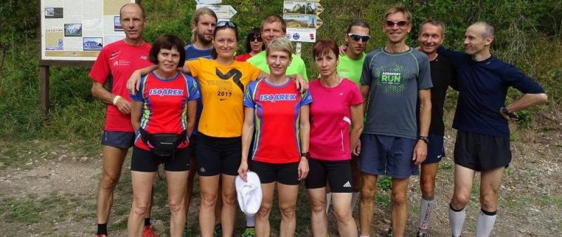 Češi sbírali medaile na Mistrovství světa veteránů v běhu do vrchu