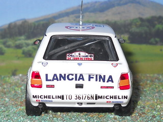 Lancia Delta Integrale - Córcega 1990