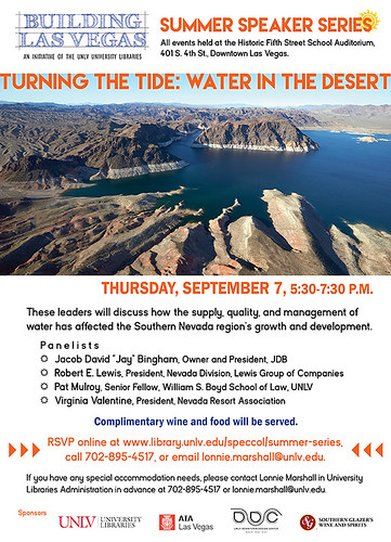 Turning the Tide: Water in the Desert