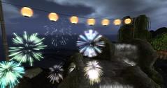 Kagami 2017 Fireworks