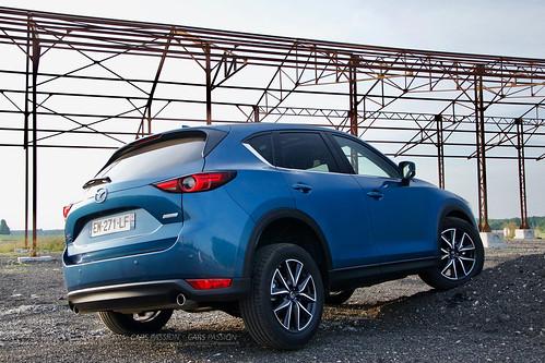 Essai Mazda CX5 2017 http://www.leblog-carspassion.fr/