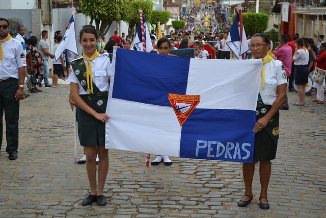 Desfile Cívico Iguaí - I