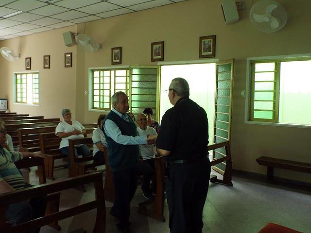 Visita Pastoral - Paróquia Imaculada Conceição (Eugênio de Melo)