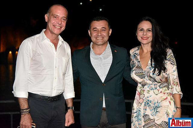 Erhan Ertürk, Adem Murat Yücel,, Şenay Lambaoğlu