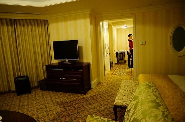 170915 東京ディズニーランドホテルタレットルーム3