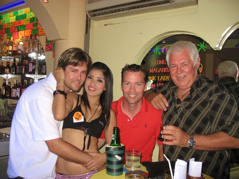 Four Fabulous Pattaya Trips 2008