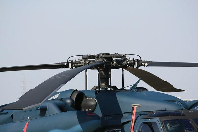 UH-60J メインローター周り IMG_4757_2