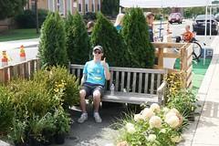 Planted Parklet