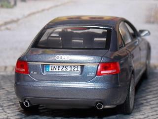 Audi A6 Quattro - 2004 - Minichamps