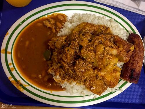 Almuerzo Puertorriqueno
