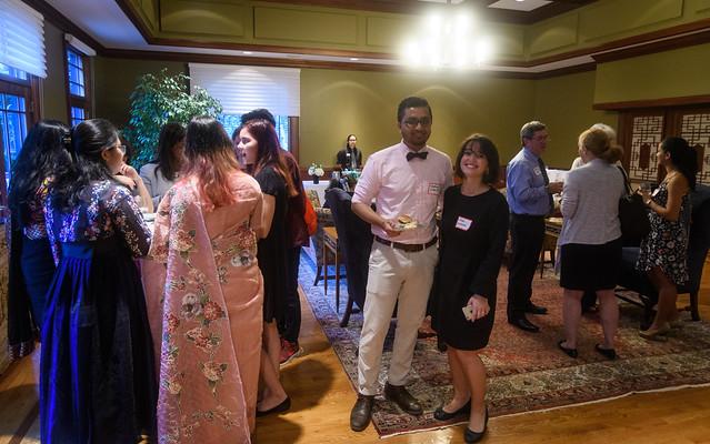 Global Scholars Reception