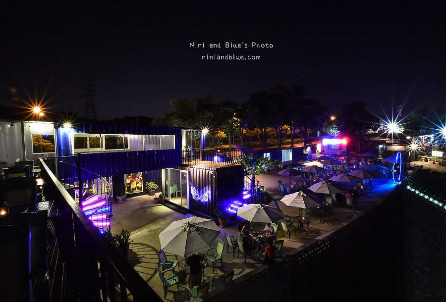 台中向海夜景餐廳16