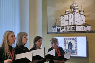 Выставка в ГОМЗ 230