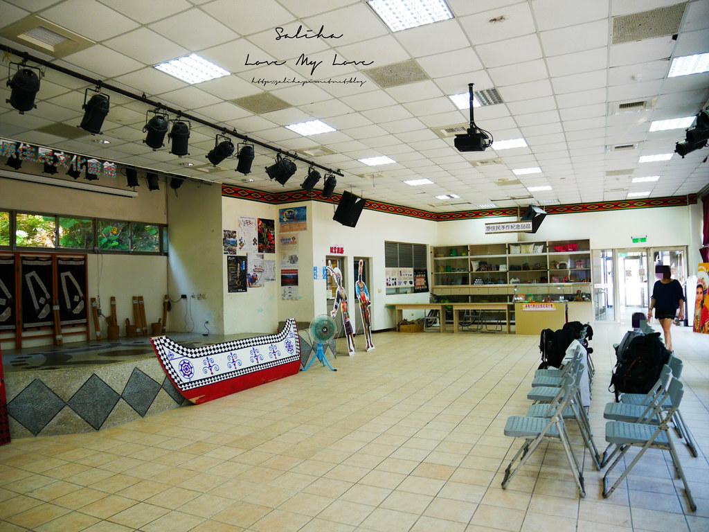 基隆一日遊免費景點推薦基隆市原住民文化會館 (13)