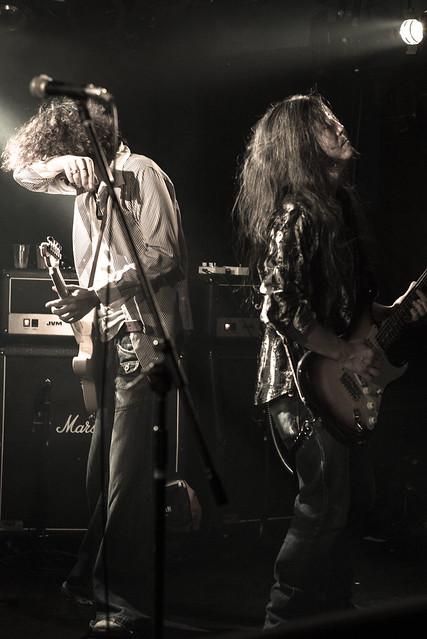 THE NICE live at 獅子王, Tokyo, 26 Sep 2017 -00355