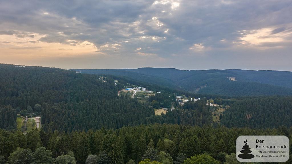 Wander- und Erlebniswochenende Oberhof