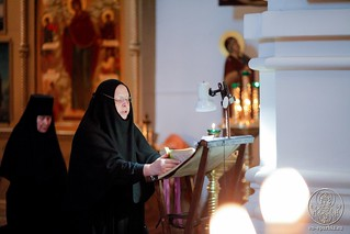 Литургия в Хутынском монастыре 100