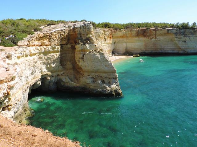 Coastal Hikes: Seven Hanging Valleys Walk, Algarve, Portugal