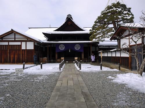 高山陣屋跡(2)