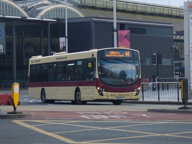 East Yorkshire 370, YX10EYV., Panasonic DMC-FZ72