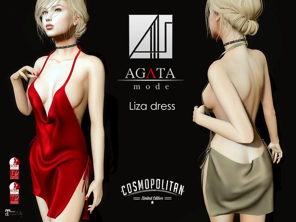 Liza @ Cosmopolitan - SecondLifeHub.com