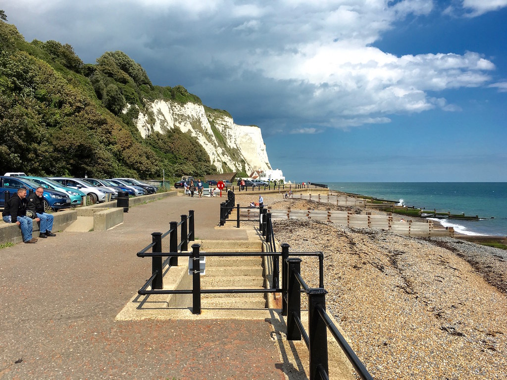St Margaret's Bay Dover to Deal walk