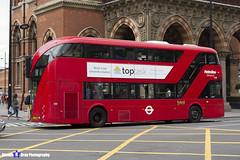 Wrightbus NRM NBFL - LTZ 1020 - LT20 - Archway 390 - Metroline - London 2017 - Steven Gray - IMG_1282