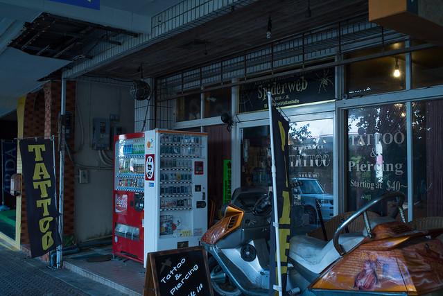 BCストリート。コザ Koza, Okinawa, 08 Aug 2017 -00112