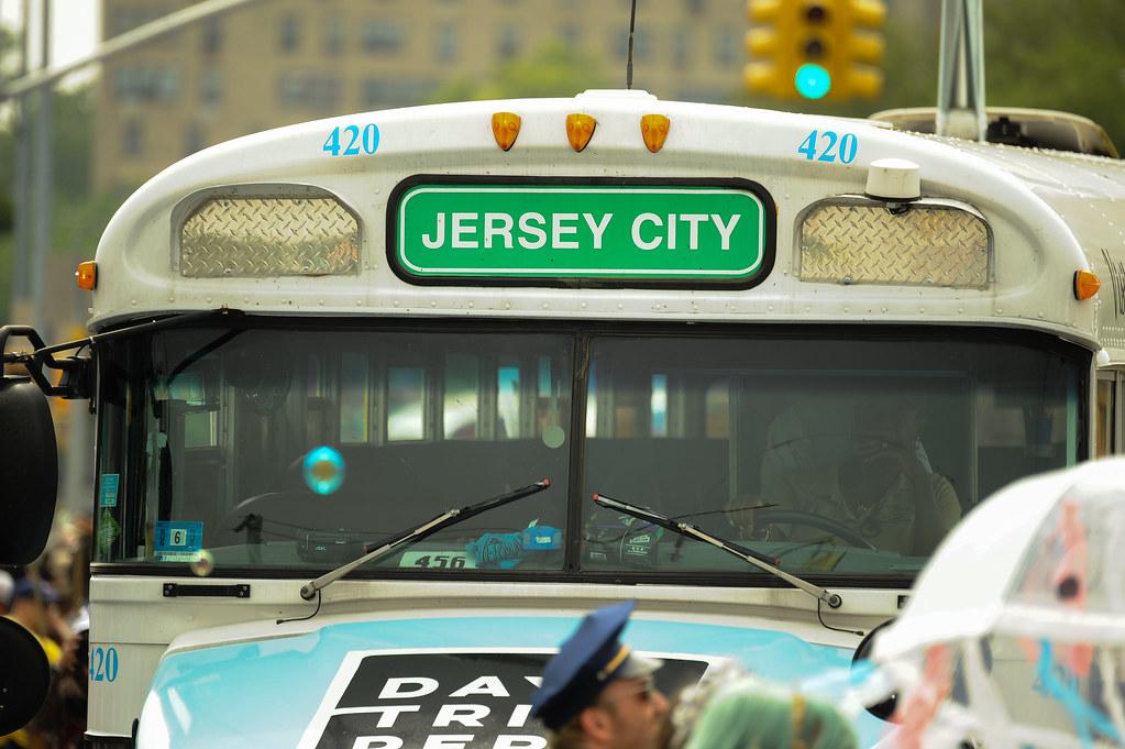 Bus en Nueva York