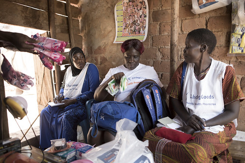 Living Goods in Uganda