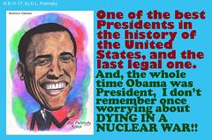 Obama Cartoon #52