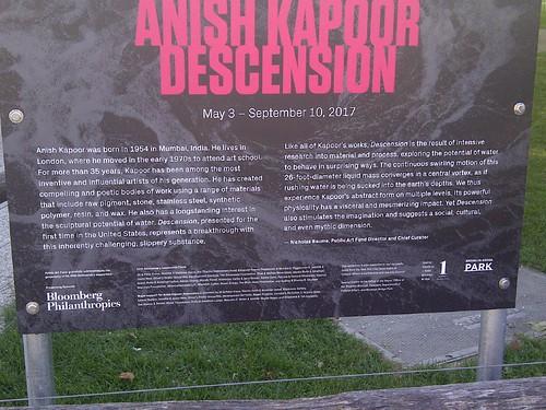 Macbeth NY Classical Theatre Brooklyn Bridge Park Anish Kapoor Descension-20170823-06221