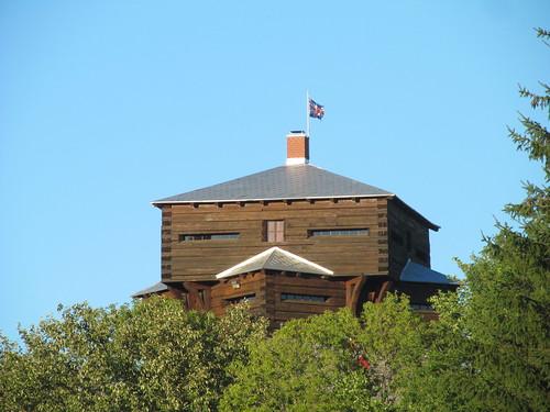 newbrunswick nouveaubrunswick canada blockhouse madawaskacounty newbrunswickpanhandle edmundston fortinduptitsault ptitsaultblockhouse