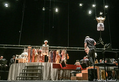 Stage Set up: Marriage of Figaro