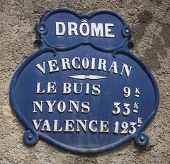 Vercoiran, Drome