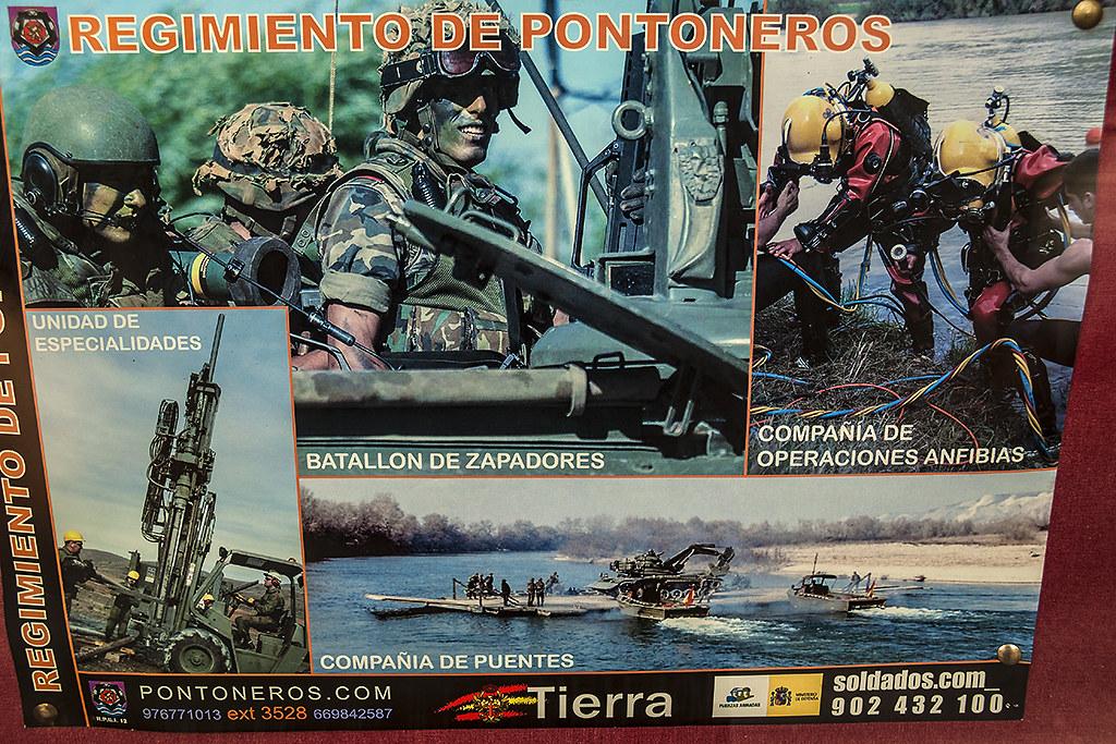 Military recruiting poster--Tarragona